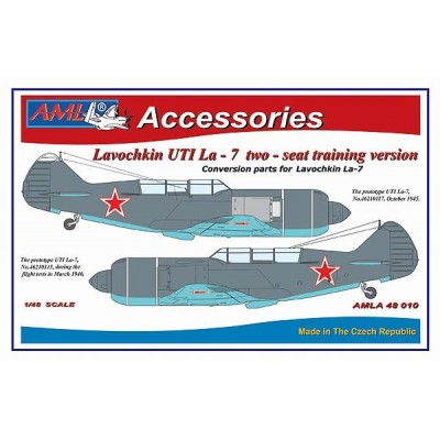 Lavochkin UTI La-5