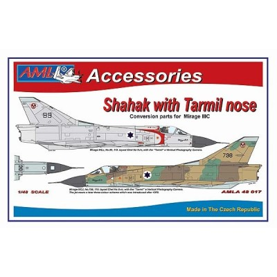 Shahak with Tarmil nose