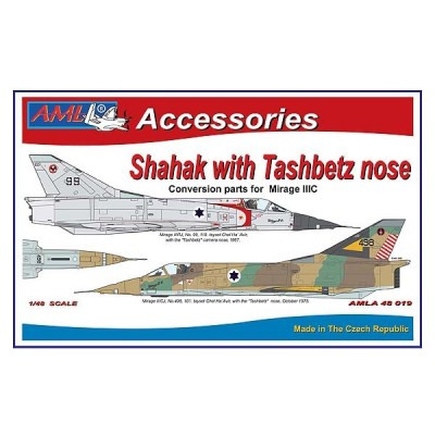 Shahak with Tashbetz nose