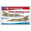 Shahak with Moshel nose