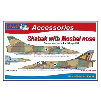 Shahak with Moshel nose