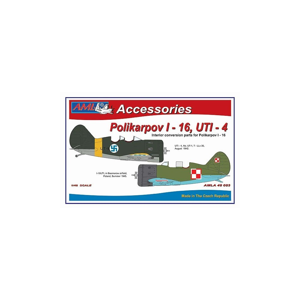 Polikarpov I-16, UTI - 4
