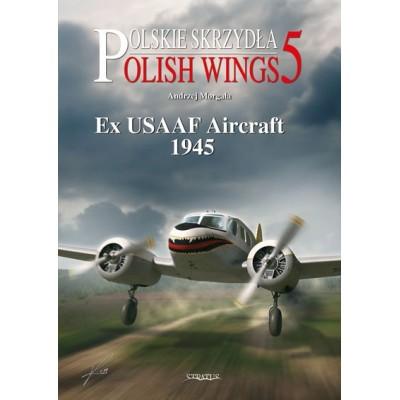 USAAF Aircraft 1945