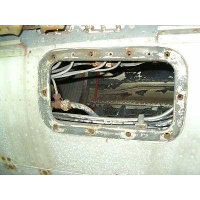 Perforated inside rim - Universal I.