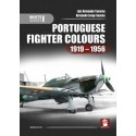 Portuguese Fighter Colours 1919-1956