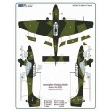 Junkers Ju 87B-1  1:72 / Camouflage Painting  Masks