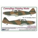 "Defiant Mk.I  1:48  ""B""  Camouflage Painting  Masks"