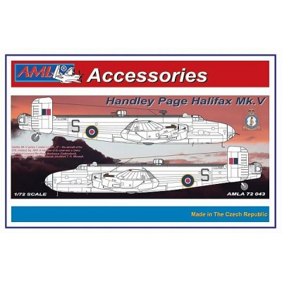 Handley Page Halifax  B. Mk.V