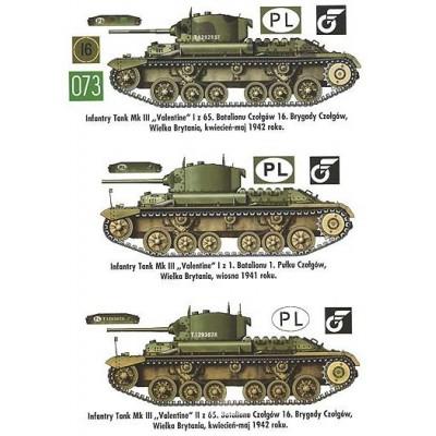 Czolgi Wojska Polskiego 1939-1945
