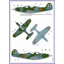 Airacobra Mk.I & P-47D-10 - Americans in Stalin's Sky ,Part II