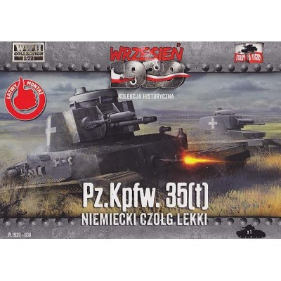 1/72 German Pz.Kpfw. 35(t) Light tank