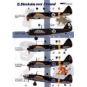 1/48 B.Blenheim over Finland / REPRINTED