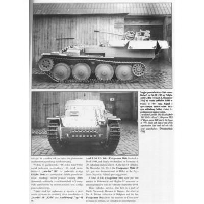 Flakpanzer 38(t) .Aufklarungspanzer 38(t)
