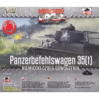 1/72 German Panzerbefehlswagen 35(t) Light tank