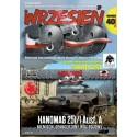 1/72 Hanomag 251/1 Ausf. A – German Armored half-track