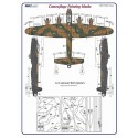 Avro Lancaster B.III (Special) - Camouflage Painting  Masks