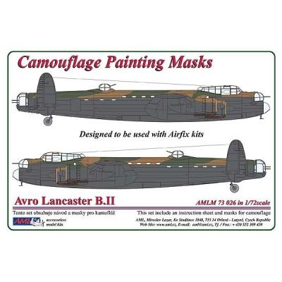 Avro Lancaster B.III - Camouflage Painting  Masks