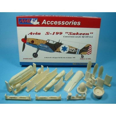 "1/32 Avia S-199 ""Sakeen"" conversion set"