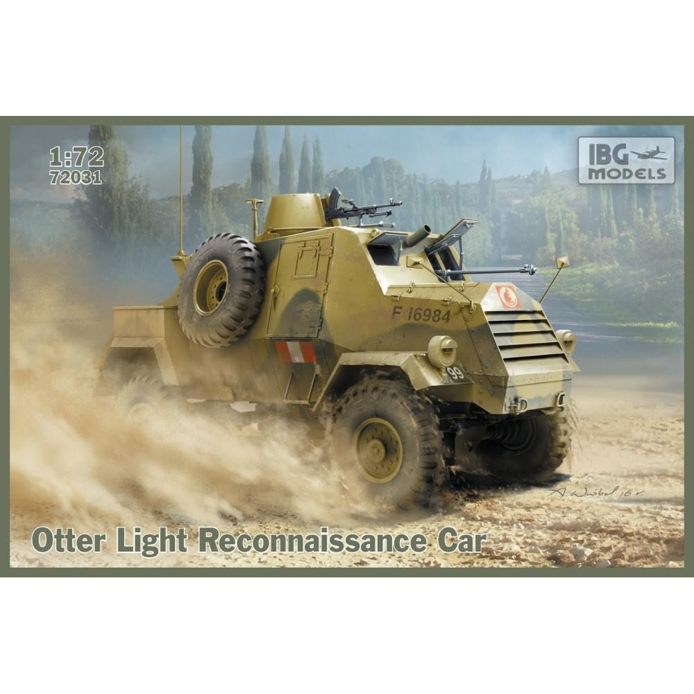 1/72 Otter Light Reconnaissance Car