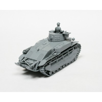 1/72 TYPE89 Japanese Medium tank KOU-gasoline Early