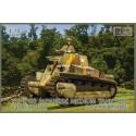 1/72 TYPE89 Japanese Medium tank KOU-gasoline Late-production
