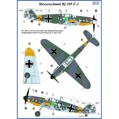 Messerschmit Bf 109 F-2
