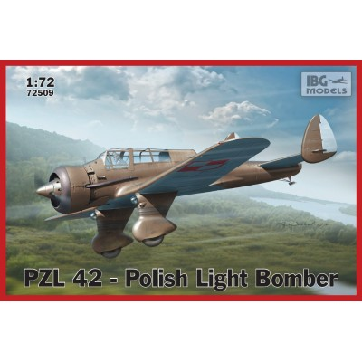 1/72 PZL.42 Polish Light Bomber