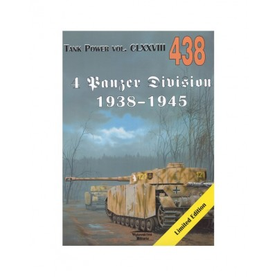 4 PANZER DIVISION 1938–1945