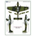 1:48 Junkers Ju 87B-1 - Camouflage Painting  Masks