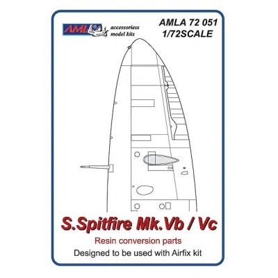 S.Spitfire Mk.Vb / Vc - The conversion set