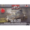 1/72 Sd.Kfz.222 German Light Armored car