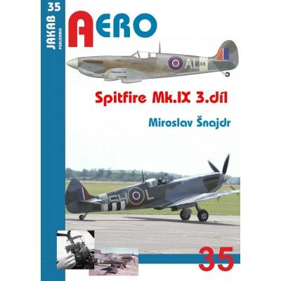 Spitfire Mk.IX, 3.díl