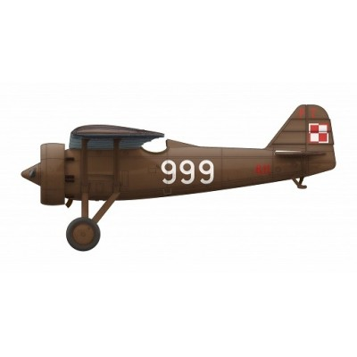 1/72 PZL.7a – Junior Set
