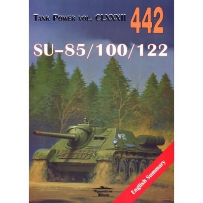 SU-85/100/122