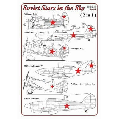 Soviet Stars in the Sky - Red Stars