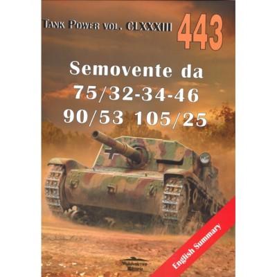 SEMOVENTE 75/34-46 90/53 105/25