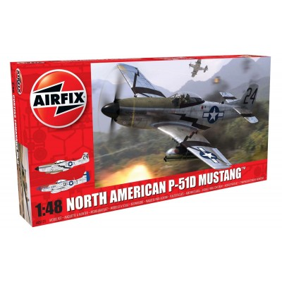 1/48 North Amrican P51-D Mustang