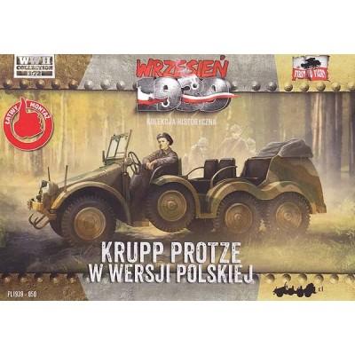 1/72 Krupp Protze – Polish Army version