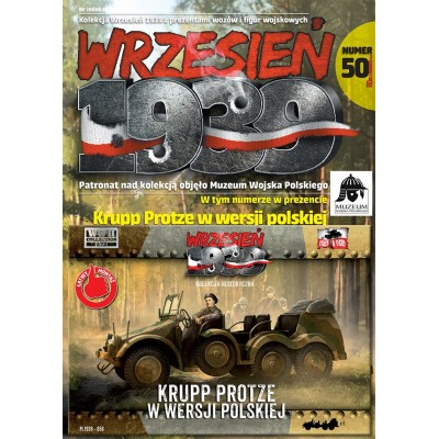 1/72 Krupp Protze – Polish Army version