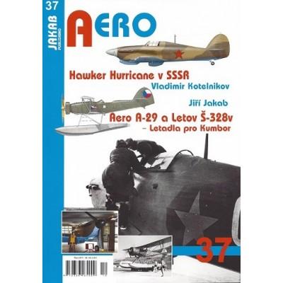 H.Hurricane v SSSR (V.Kotelnikov)A-29,Š-328v (J.Jakab)