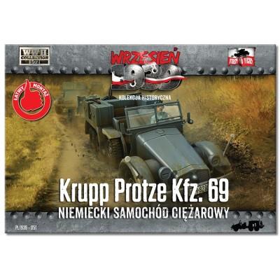 1/72 Krupp Protze Kfz. 69