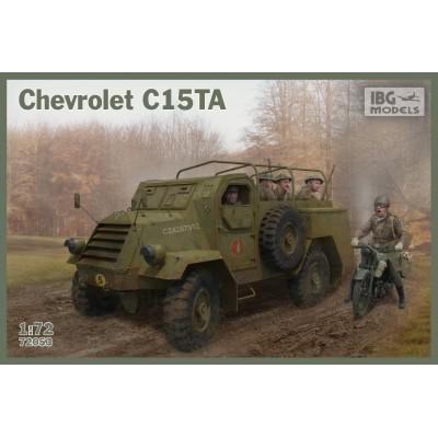 1/72 Chevrolet C15TA