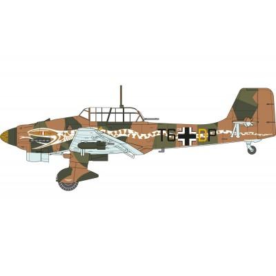 1/72 Junkers Ju-87B-2/R-2 Stuka