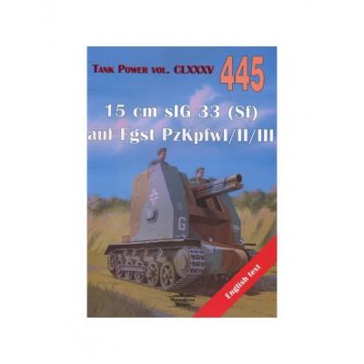 15 CM SIG 33 AUF PZKPFW I/II/III