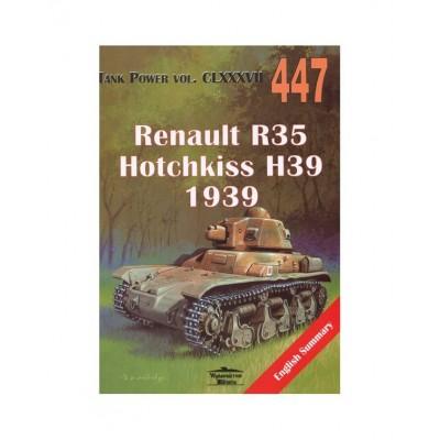 Renault R35 Hotchkiss H39 1939