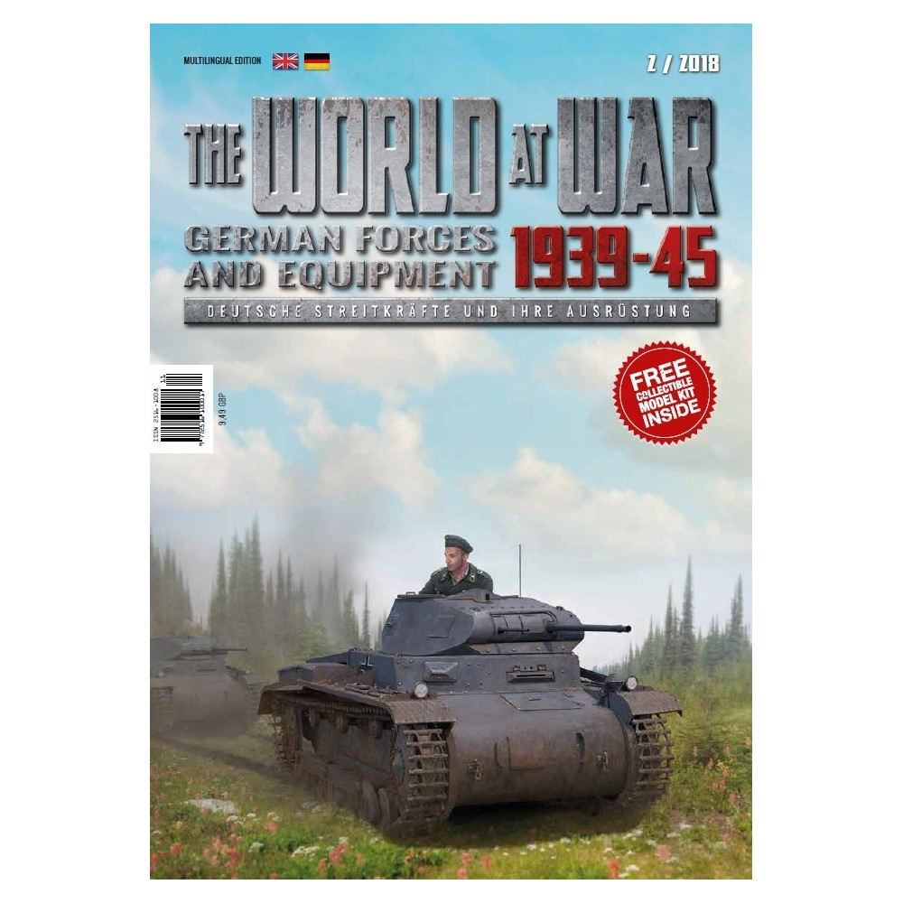 1/72 Pz.Kpfw. III Ausf. A