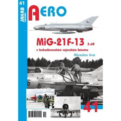 MiG-21F-13 v čsl.voj.letectvu 3.díl
