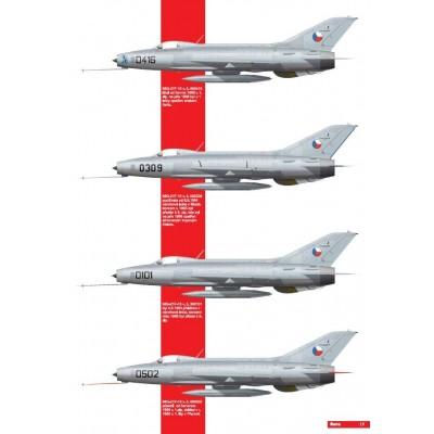 MiG-21F-13 v čsl.voj.letectvu 4.díl