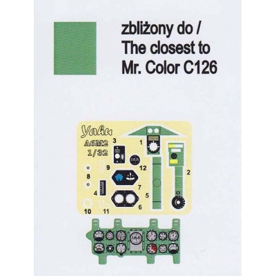 1/32 A6M2 Zero ( Mitsubishi Green )