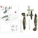 1/72 Hawker Hurricane Mk.IIb - Limited Edition